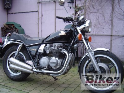 1982 Honda CB 650 photo