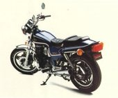 1982 Honda CB 650 RC (reduced effect) photo