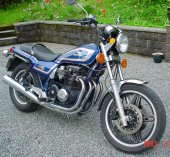 1982 Honda CB 650 RC photo