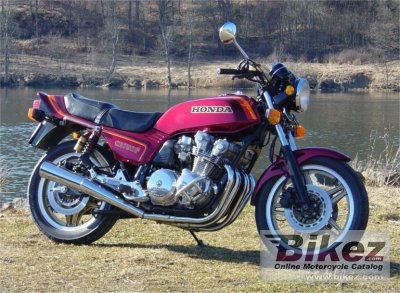 1982 Honda CB 750 F photo