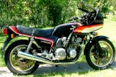 1982 Honda CB 750 F 2 photo