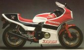 1982 Honda CB 1100 R photo