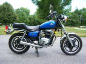 1982 Honda CM 450 A Hondamatic photo
