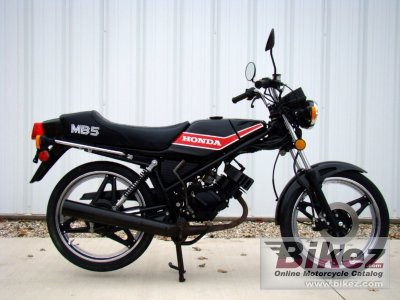 1982 Honda MB5 photo