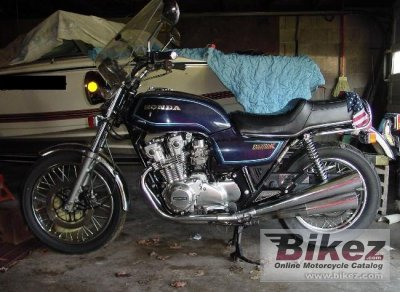 1982 Honda Cb 750 K Specifications And Pictures