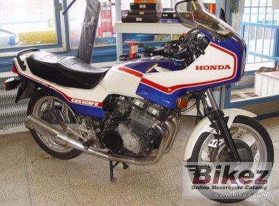 1982 Honda CBX 550 F 2