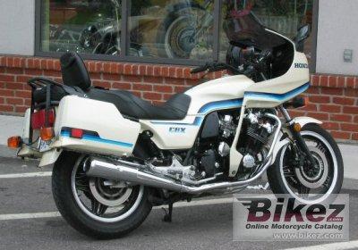 1982 Honda CBX Pro Link