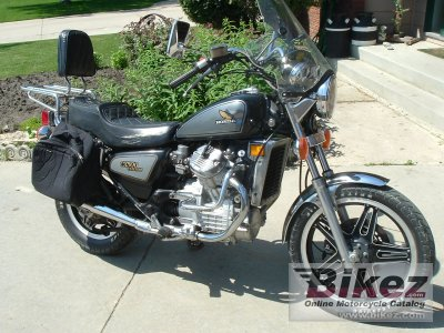 1982 honda cx 500 c specifications and pictures