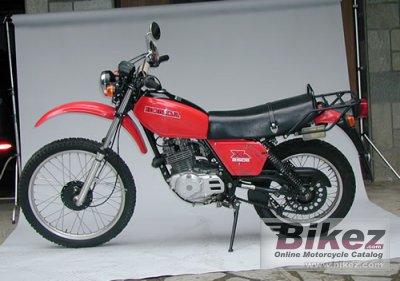 1982 Honda XL 250 S