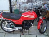 1983 Honda CB 125 T 2 (reduced effect) photo