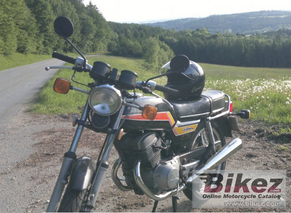 1983 Honda CB 125 T 2 photo