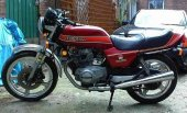 1983 Honda CB 250 N photo
