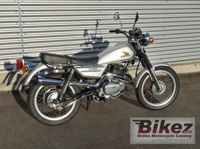 1983 Honda CL 250 S photo