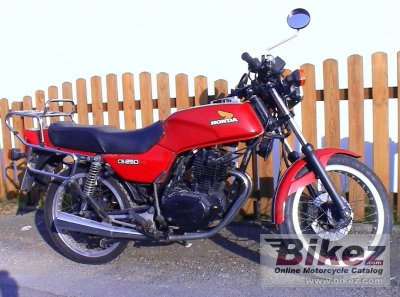 1983 Honda CB 250 RS photo