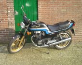 1983 Honda CB 400 N photo