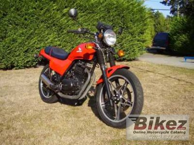 1983 Honda FT 500 photo