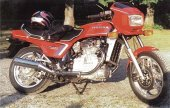 1983 Honda CX 500 E photo