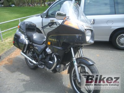 1983 Honda GL 500 Silver Wing (reduced effect) photo