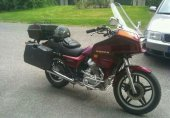 1983 Honda GL 500 Silver Wing photo