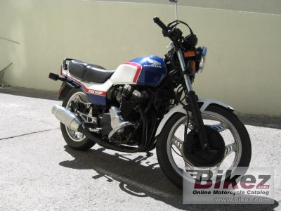 1983 Honda CBX 550 F photo