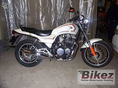 1983 Honda CBX 650 E photo