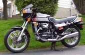 1983 Honda CX 650 E photo