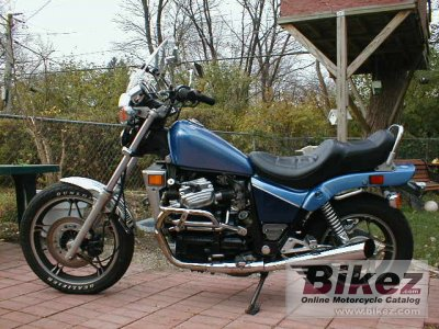 1983 Honda CX 650 C (reduced effect) photo