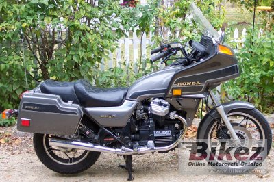 1983 Honda GL 650 photo