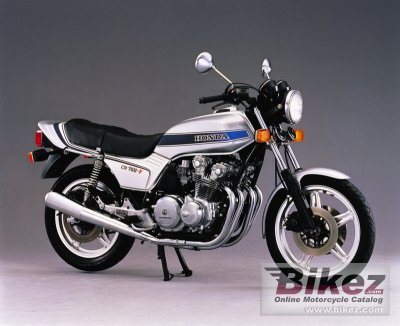 1983 Honda CB 750 F photo