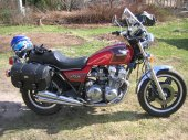 1983 Honda CB 750 C photo