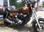 1983 Honda CB 1100 R (reduced effect)