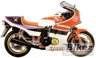 1983 Honda CB 1100 R photo