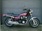 1983 Honda CB 750 SC Nighthawk photo