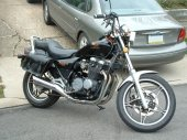 1983 Honda CB 550 SC photo