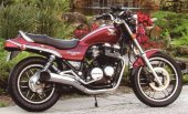 1983 Honda CB 650 SC Nighthawk photo