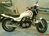 1983 Honda CBX 600 E photo