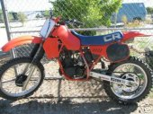 1983 Honda CR 125 R photo