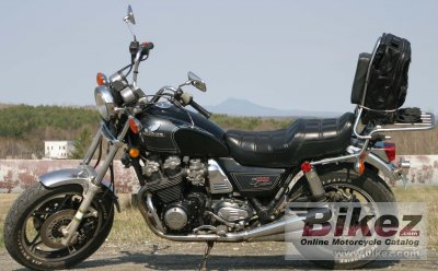 1983 Honda CB1000C photo