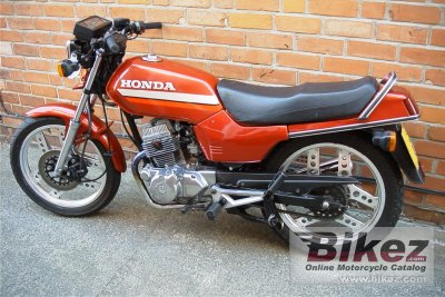 1983 honda cb 125 td c specifications and pictures. Black Bedroom Furniture Sets. Home Design Ideas