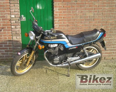1983 honda cb 400 n specifications and pictures. Black Bedroom Furniture Sets. Home Design Ideas