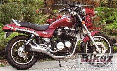 1983 Honda CB 650 SC Nighthawk