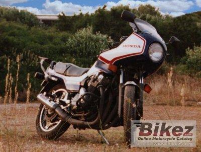 1983 Honda CBX 550 F 2