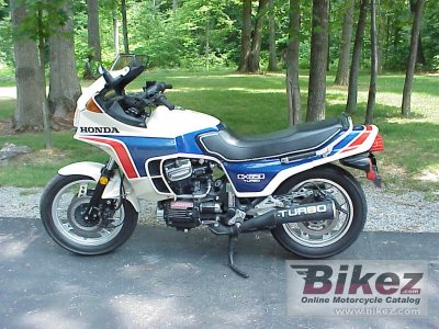 1983 Honda CX 650 Turbo