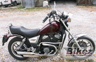 1983 Honda VT 500 C specifications and pictures