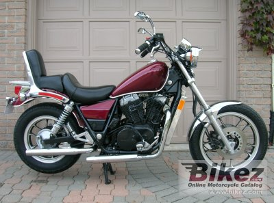1983 Honda VT 750 C Shadow specifications and pictures
