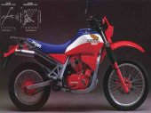 1984 Honda XLV 750 R photo