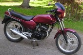 1984 Honda CB 125 T 2 photo
