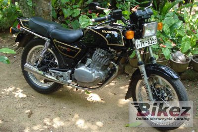 1984 Honda CB 250 RS photo