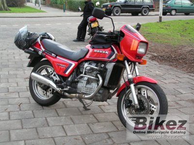 1984 Honda CX 500 E photo