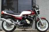 1984 Honda CBX 550 F photo